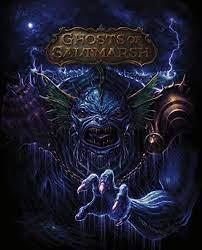 D&D 5th Ghosts of Saltmarsh Alt. Cover