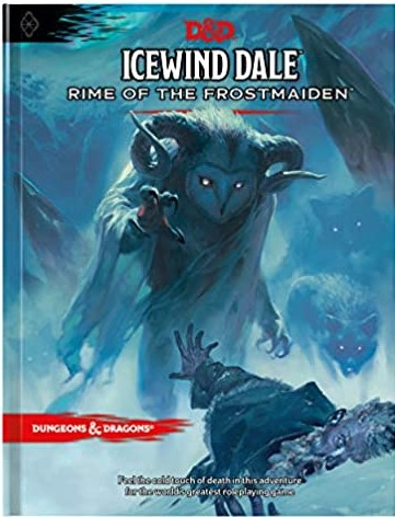 D&D 5th IWD Rime of the Frostmaiden