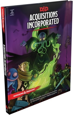 D&D Acquisitions Incorporated 5th edition