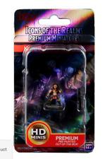 D&D Icons Halfling Female Rogue miniatuur