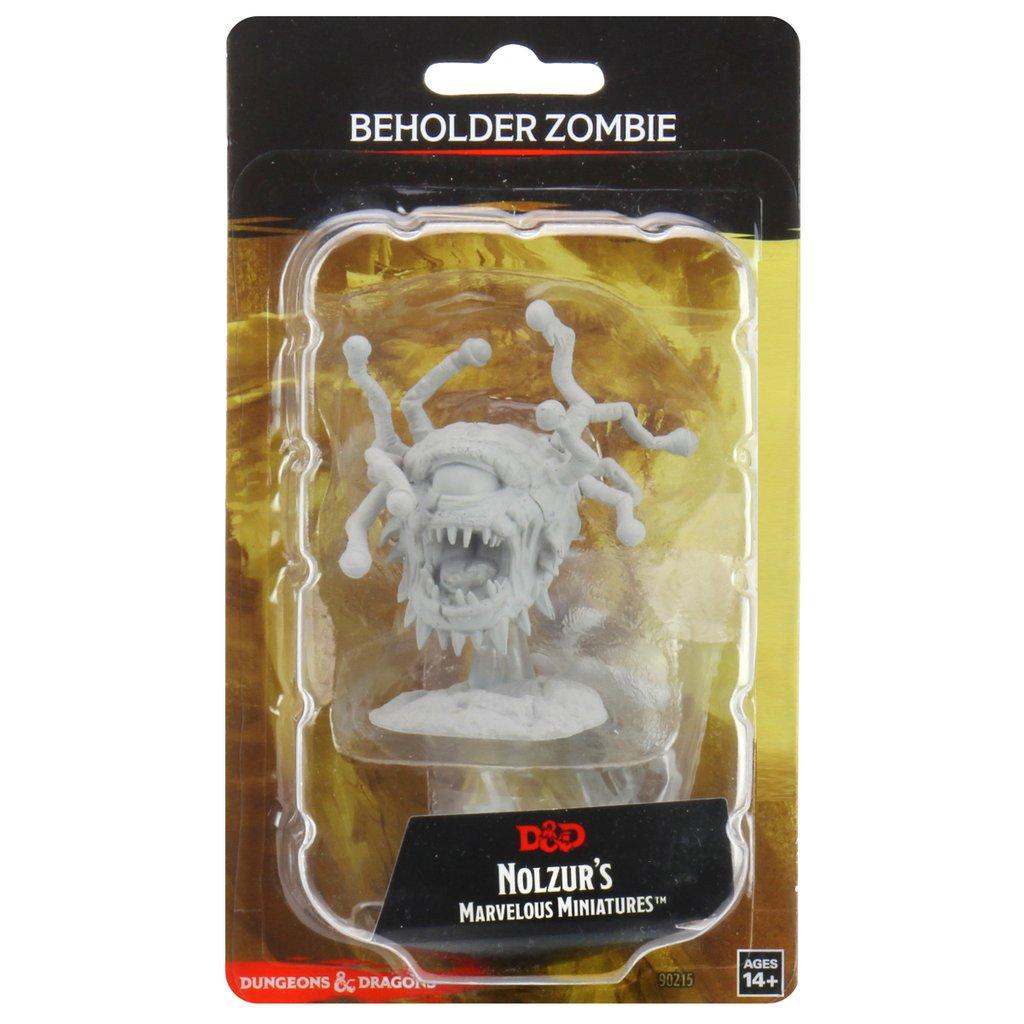 D&D Nolzur´s Beholder Zombie miniatuur