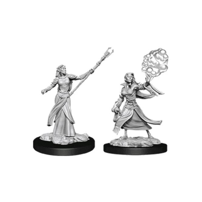 D&D Nolzur´s Elf Sorcerer Female miniatuurid