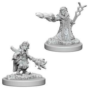 D&D Nolzur´s Female Gnome Wizard miniatuurid