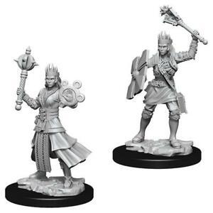 D&D Nolzur´s Female Human Cleric miniatuurid