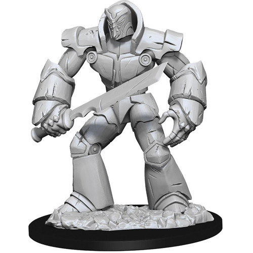 D&D Nolzur´s Iron Golem miniatuur