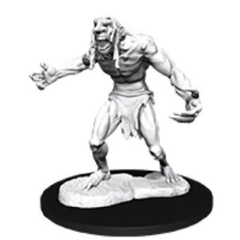 D&D Nolzur´s Raging Troll miniatuur