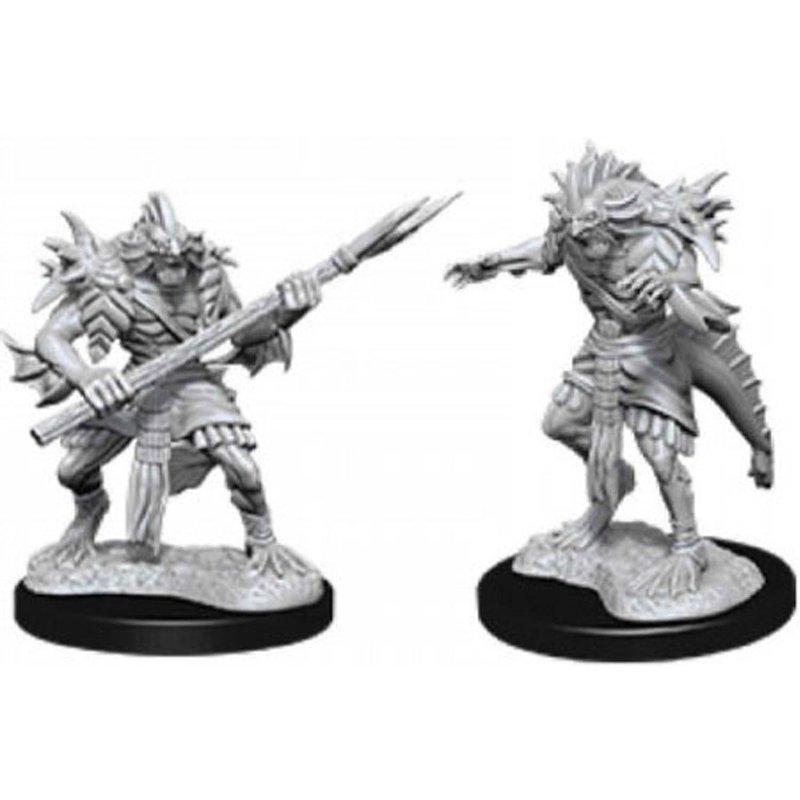D&D Nolzur´s Sahuagin miniatuur