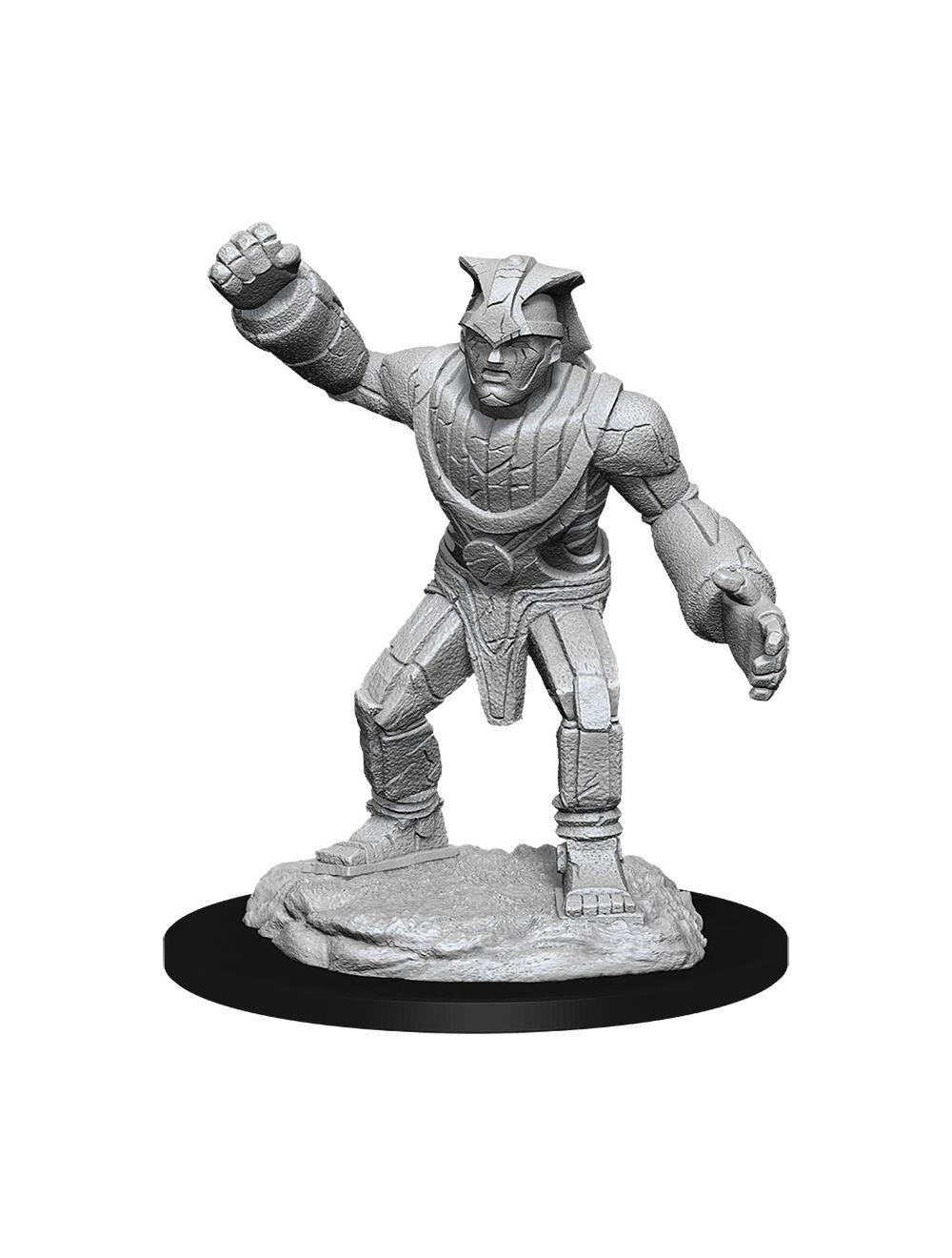 D&D Nolzur´s Stone Golem miniatuur