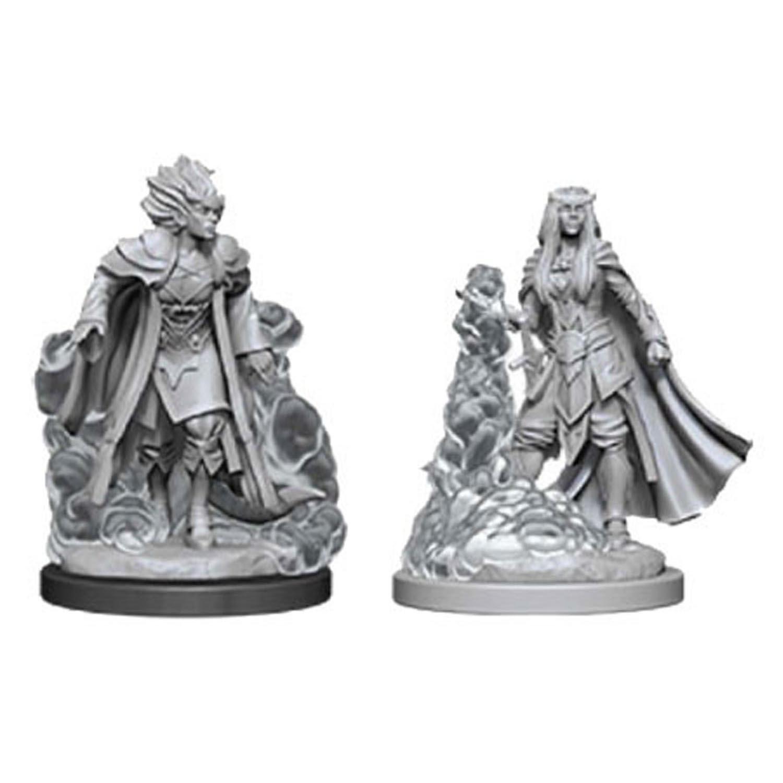 D&D Nolzur´s Tiefling Sorcerer Female miniatuur