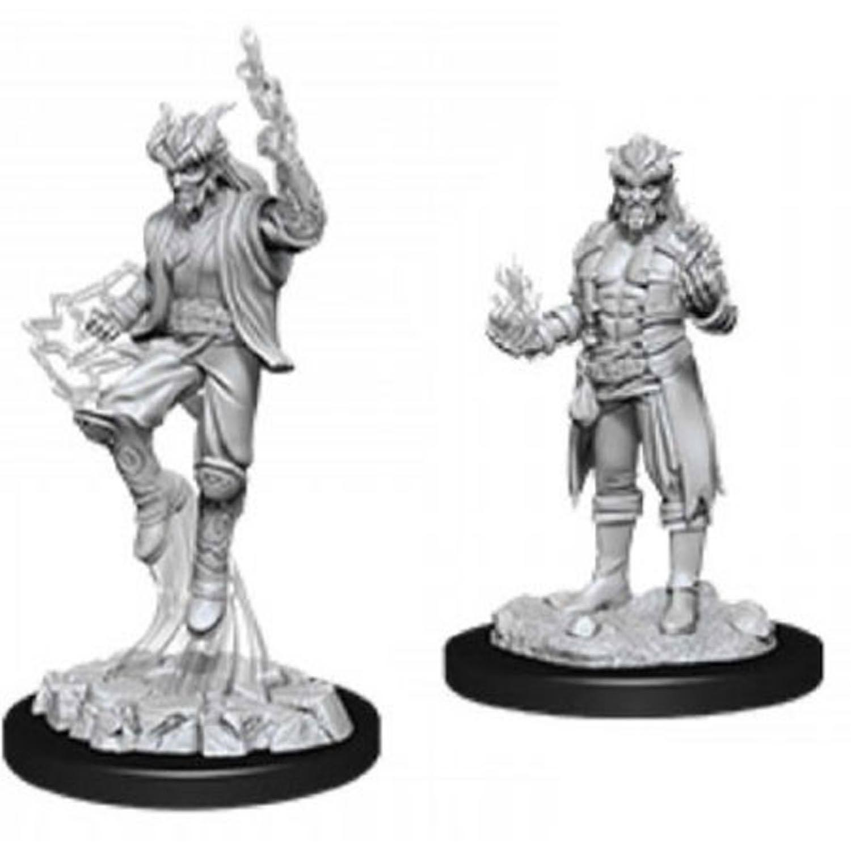D&D Nolzur´s Tiefling Sorcerer Male miniatuur