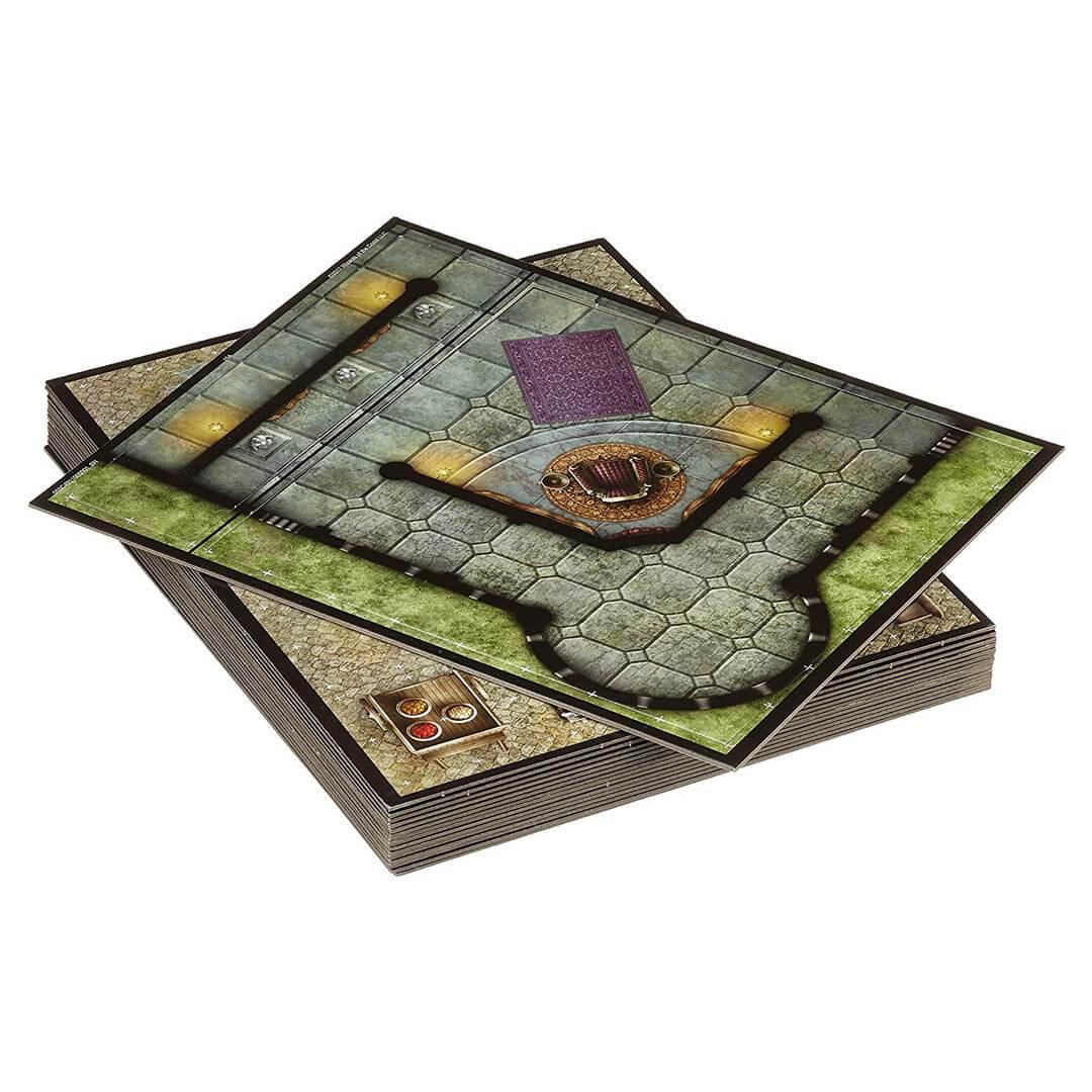 D&D Reincarnated Dungeon Tiles