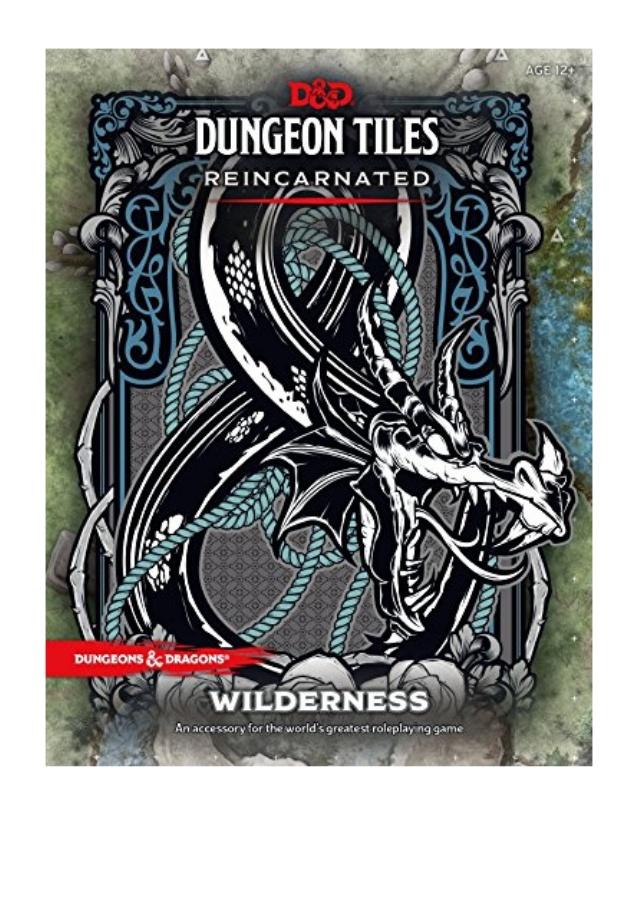 D&D Reincarnated Wilderness Tiles