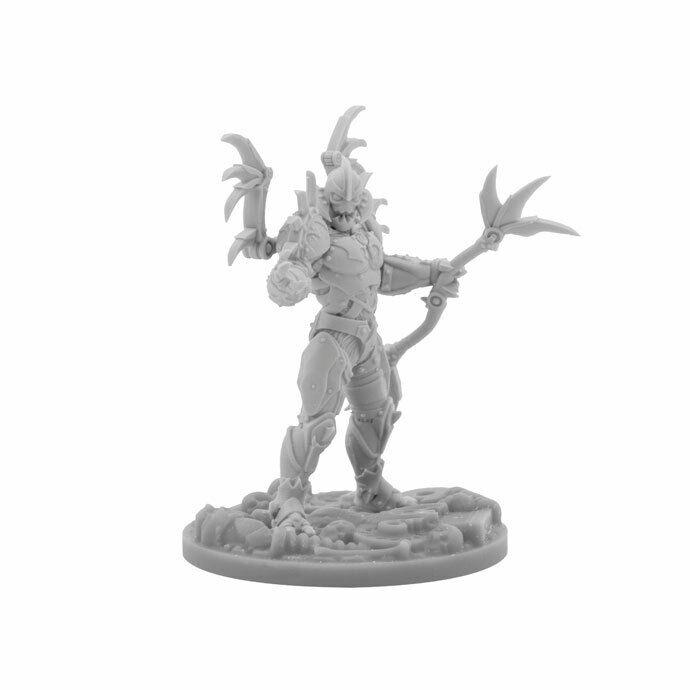 D&D miniatuur Eberron Lord of Blades