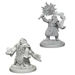 D&D miniatuur Nolzur´s Dwarf Female Cleric