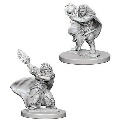 D&D miniatuur Nolzur´s Dwarf Female Wizard