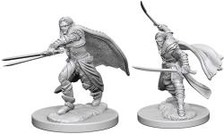 D&D miniatuur Nolzur´s Elf Male Ranger