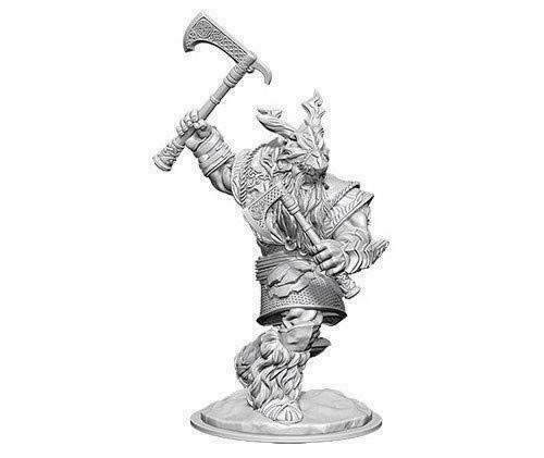 D&D miniatuur Nolzur´s Frost Giant