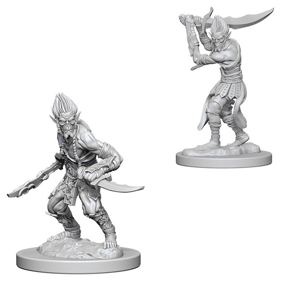 D&D miniatuur Nolzur´s Githyanki