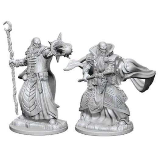 D&D miniatuur Nolzur´s Human Male Wizard