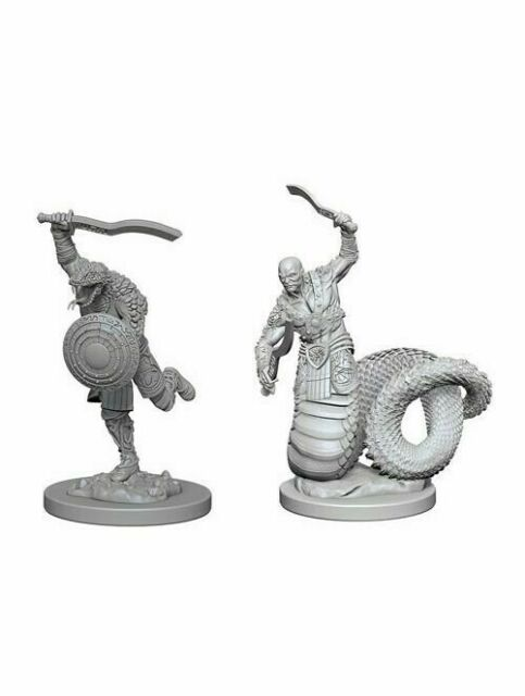 D&D miniatuur Nolzur´s Yuan-Ti Malisons