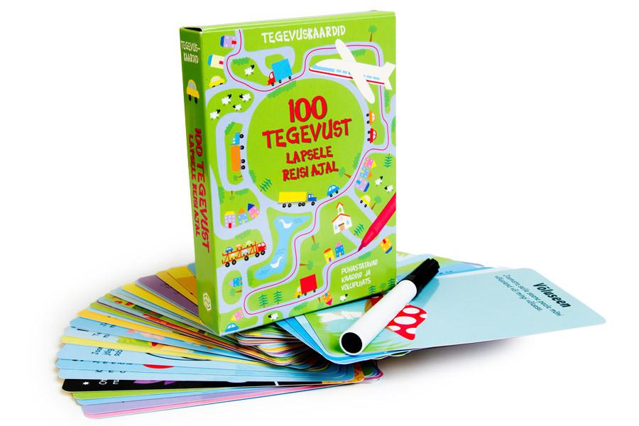 100 tegevust lapsele