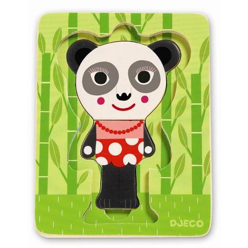 3-kihiline pusle: Pandapere