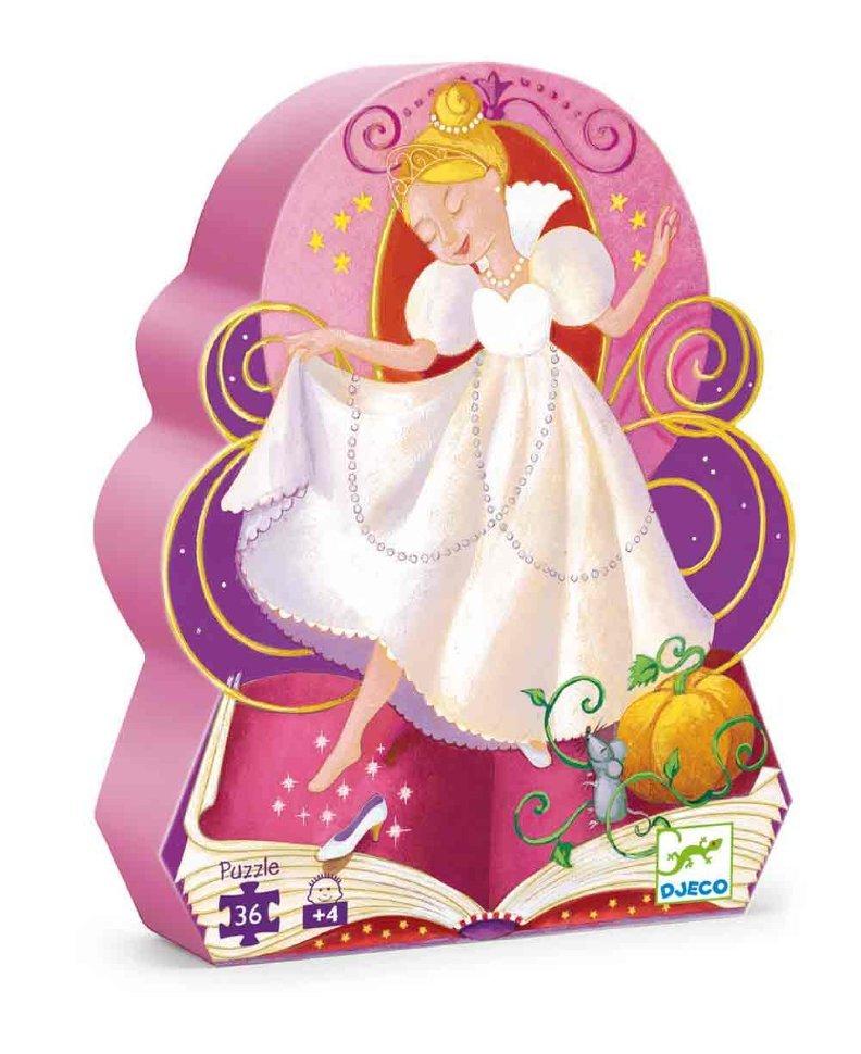 Puzzle: Cinderella