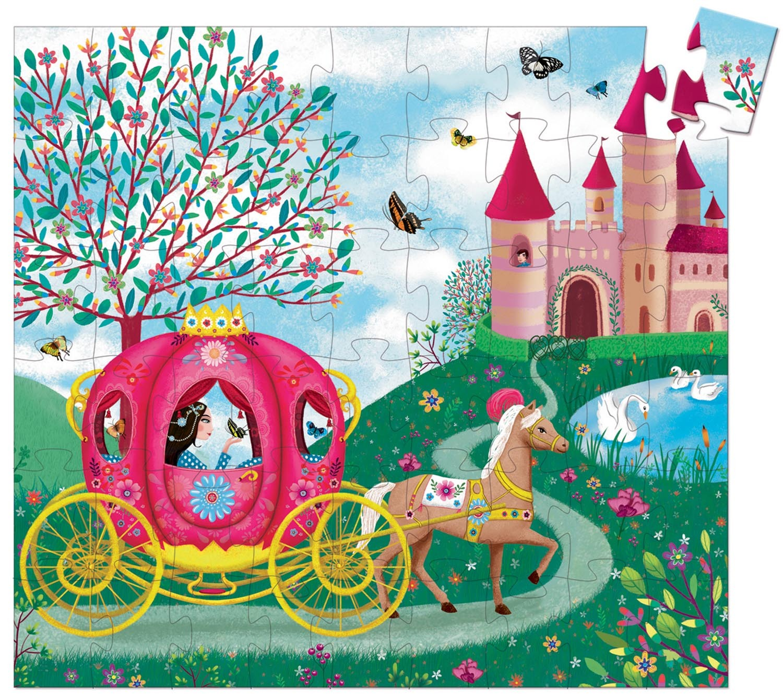 Puzzle: Elise's carriage