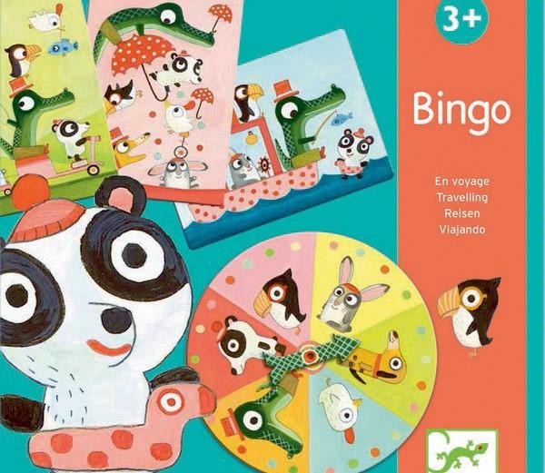 Bingo Travelling