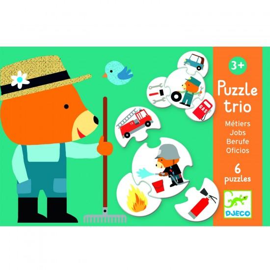 Puzzles duo-trio - Jobs