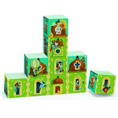 10 fortified castle blocks