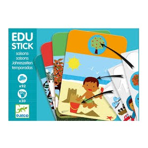 Eduludo - Edu'Stick Seasons