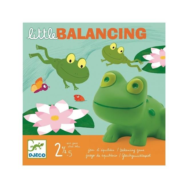 Toddler games - Little balancing