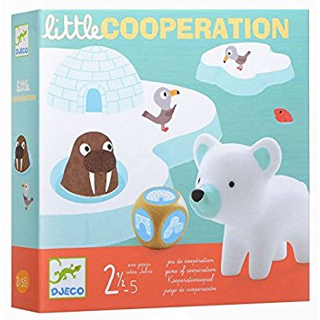 Toddler games - Little cooperation