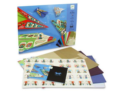 Origami - Lennukid (Origami planes)