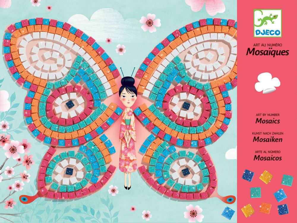 Small gift - Mosaics - Butterflies