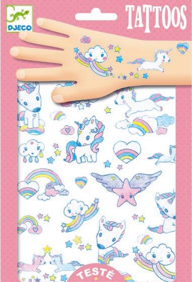 Tattoos - Unicorns