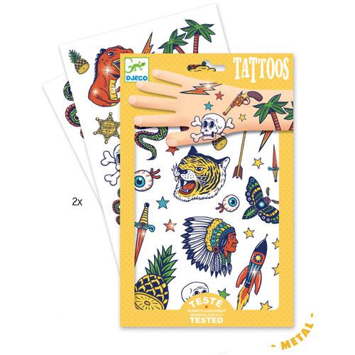 Tattoos - Bang bang