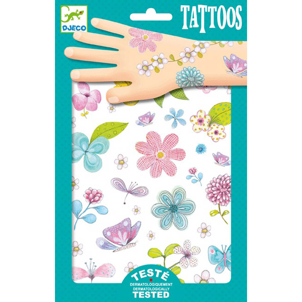 Tattoos - Fair flowers of the field