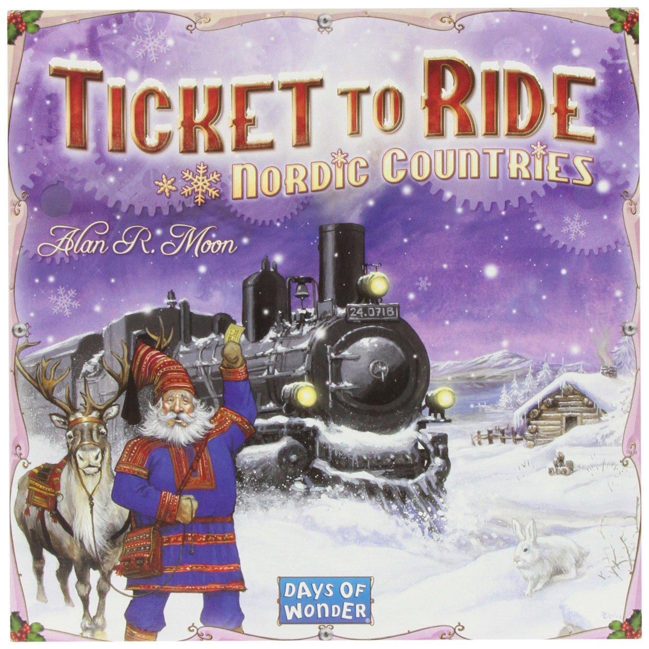 Ticket To Ride Nordic Skandi