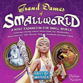 Small World Grand Dames of Small World