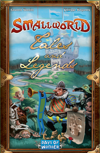 Small World Tales & Legends