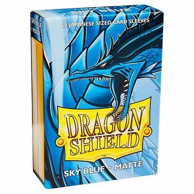 DRAGON SHIELD SLEEVES MATTE JAPAN SKY BLUE
