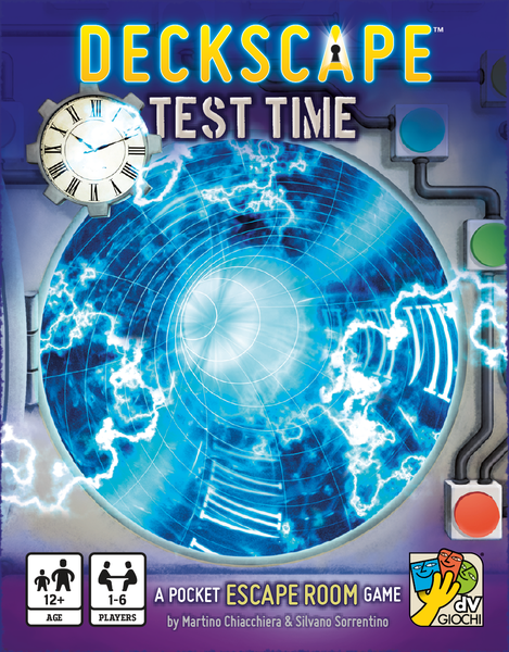 Deckscape Test Time
