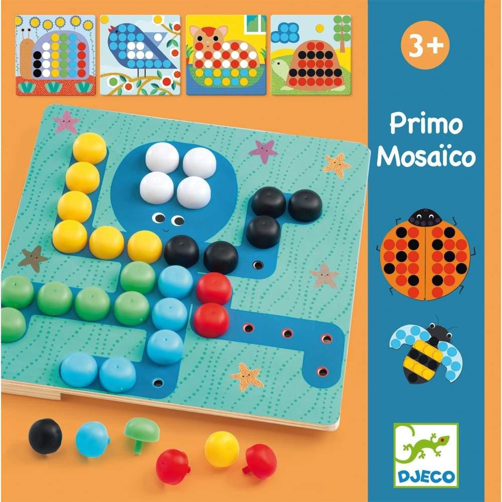 Djeco Primo Mosaiik