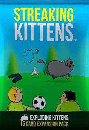 Exploding Kittens Streaking Kittens ENG