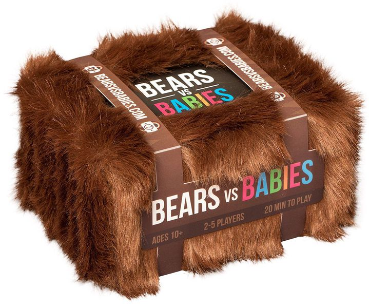 Bears vs Babies Core Deck