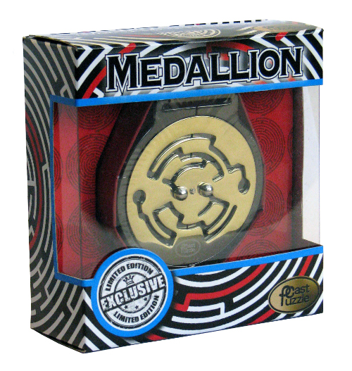 Valuvigur: Cast Medallion