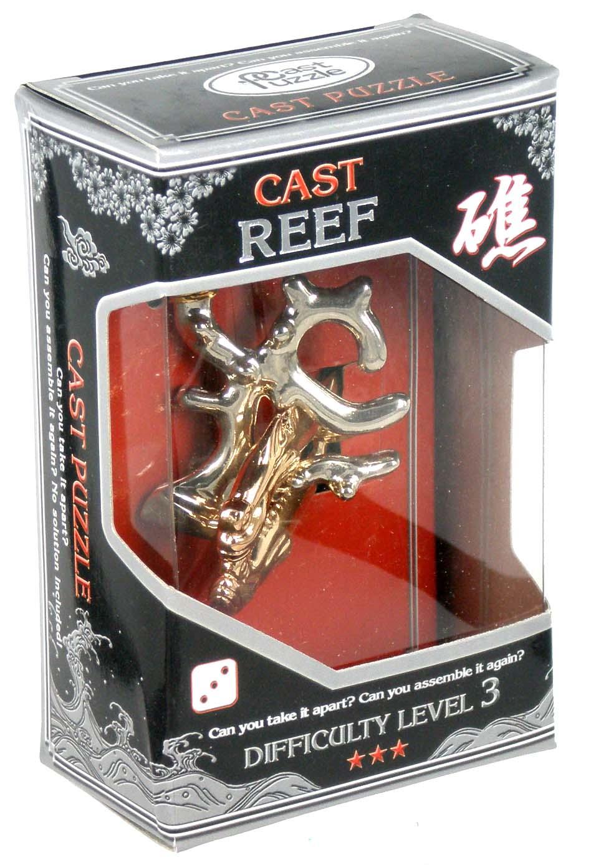 Valuvigur: Cast Reef