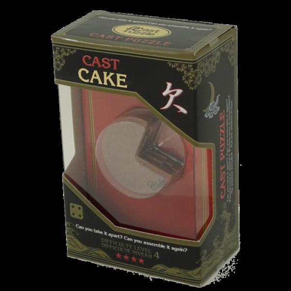 Valuvigur: Cast Cake